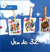 le jeu de 32 tarot gratuit. Black Bedroom Furniture Sets. Home Design Ideas