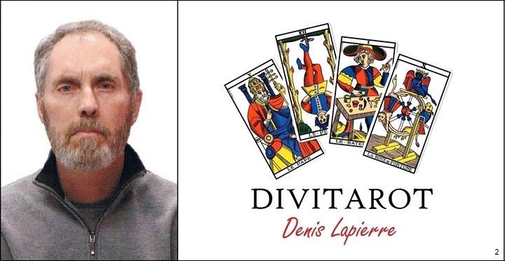 tirage de carte divinatoire gratuit Divitarot.: Le Tarot Divinatoire par Denis Lapierre